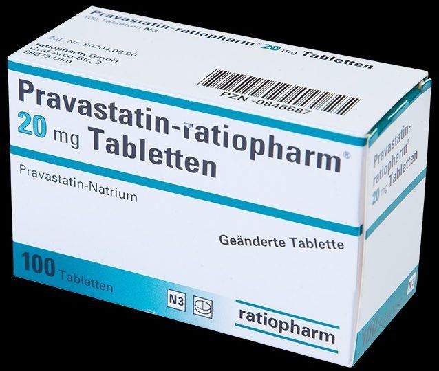 Pravastatin E1589216951553