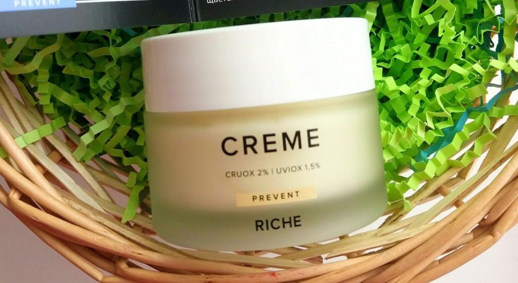 Riche Cosmetics Creme Prevent