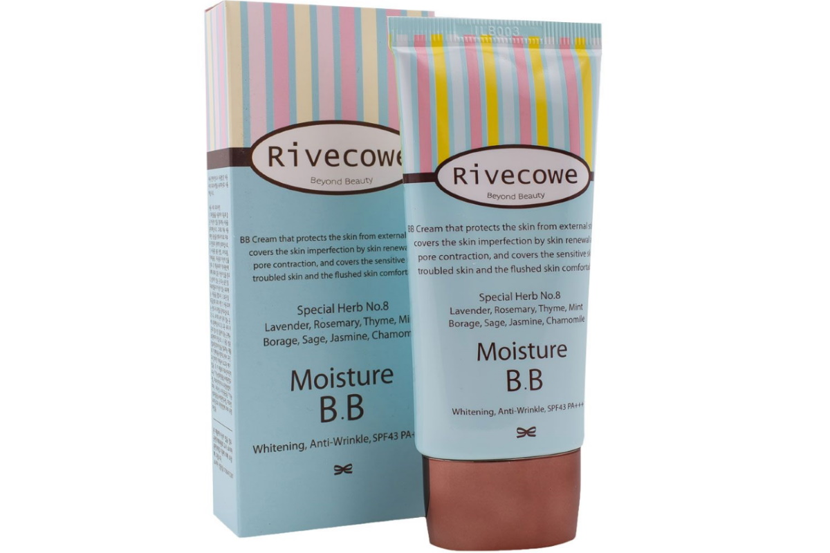 Rivecome Moisture Bb Spf40
