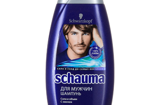 schauma sila i obem s hmelem 615x400 - Топ рейтинг 10 лучших шампуней для мужчин: состав, особенности выбора, плюсы и минусы