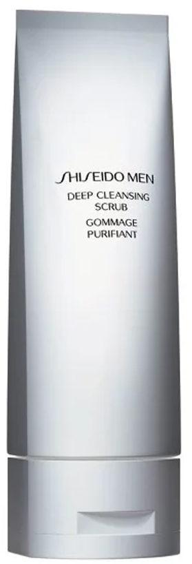 Shiseido Men Deep Cleansing Scrub. E1592483200623