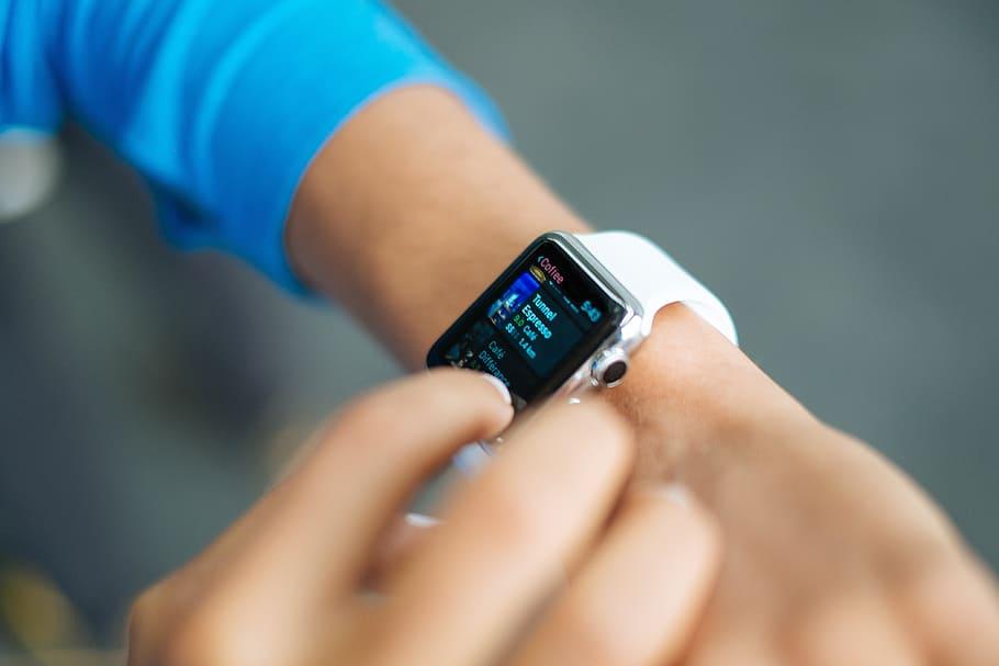 Smart Watch Apple Technology Style