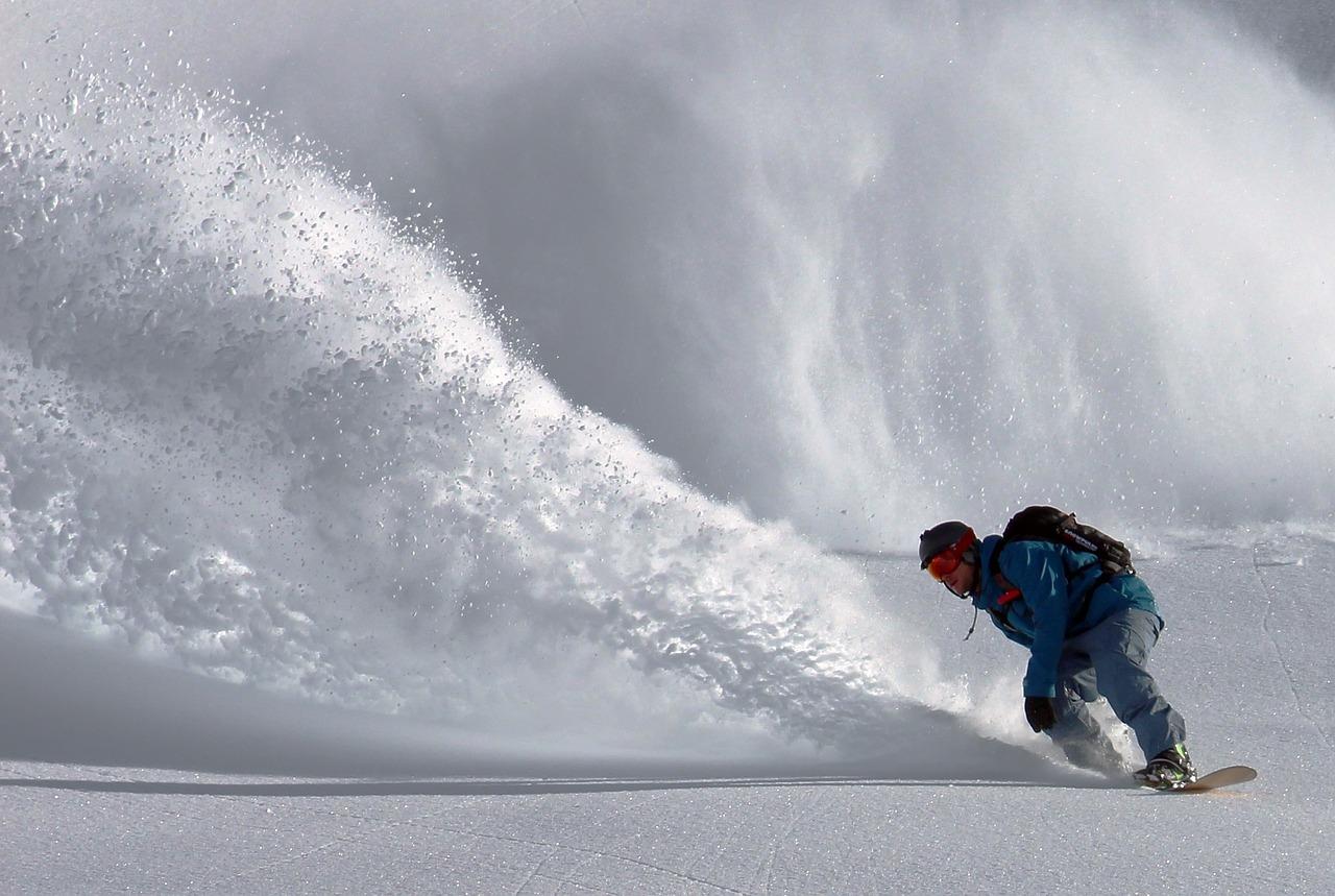 Snowboarder 690779 1280