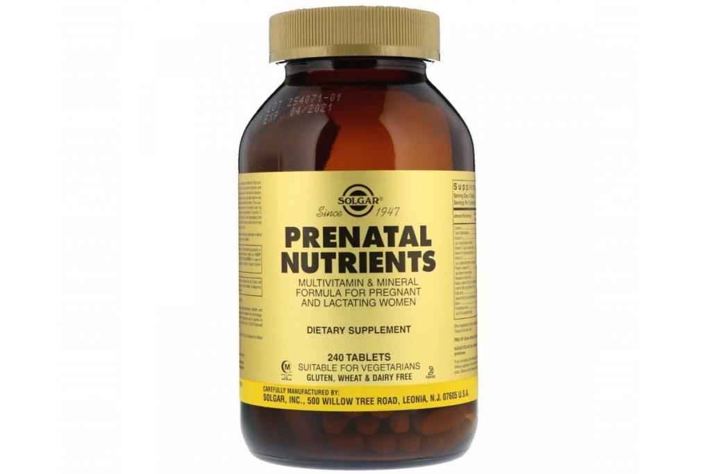 Solgar Prenatal Nutrient