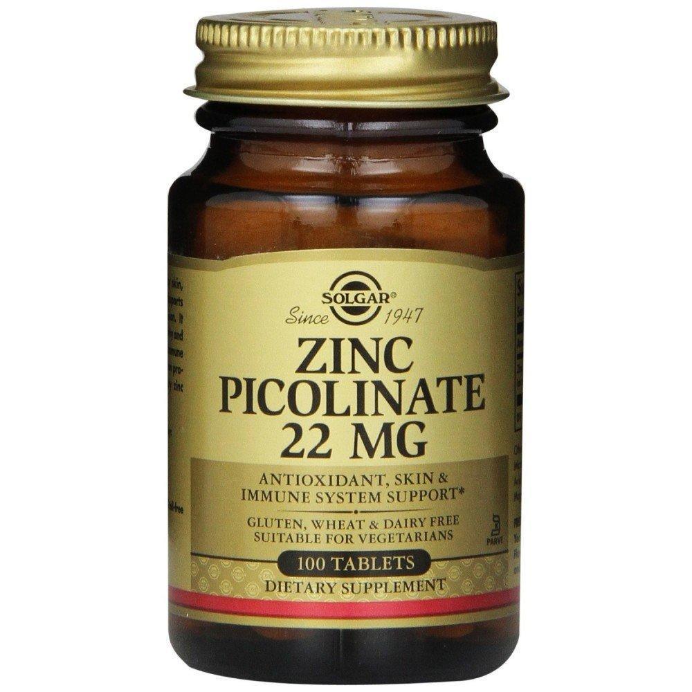 Solgar Zinc Picolinate