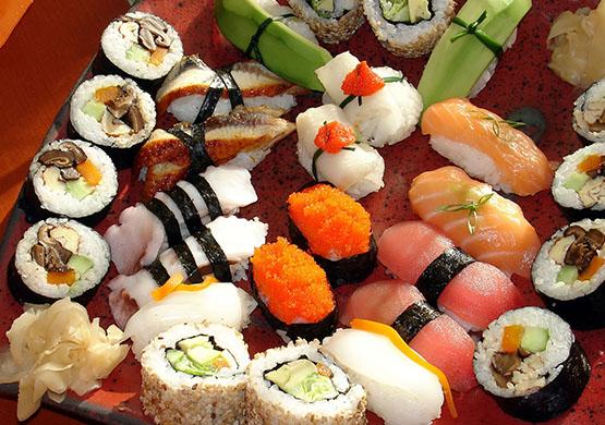 Sushi Vs Rolly