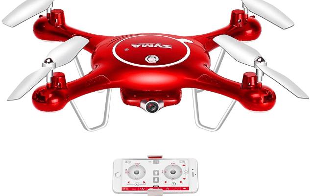 syma x5uw 639x400 - Рейтинг 10 лучших детских квадрокоптеров: скорость полета, какой выбрать, отзывы