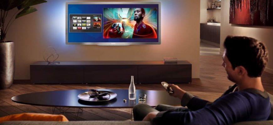 televizor 870x400 - Рейтинг самых лучших телевизоров для дома