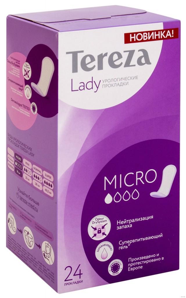 Tereza Lady Micro