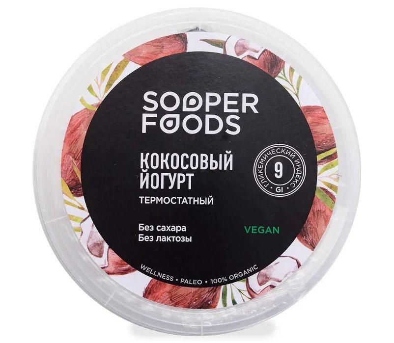 Termostatnyj Kokosovyj Sooperfoods