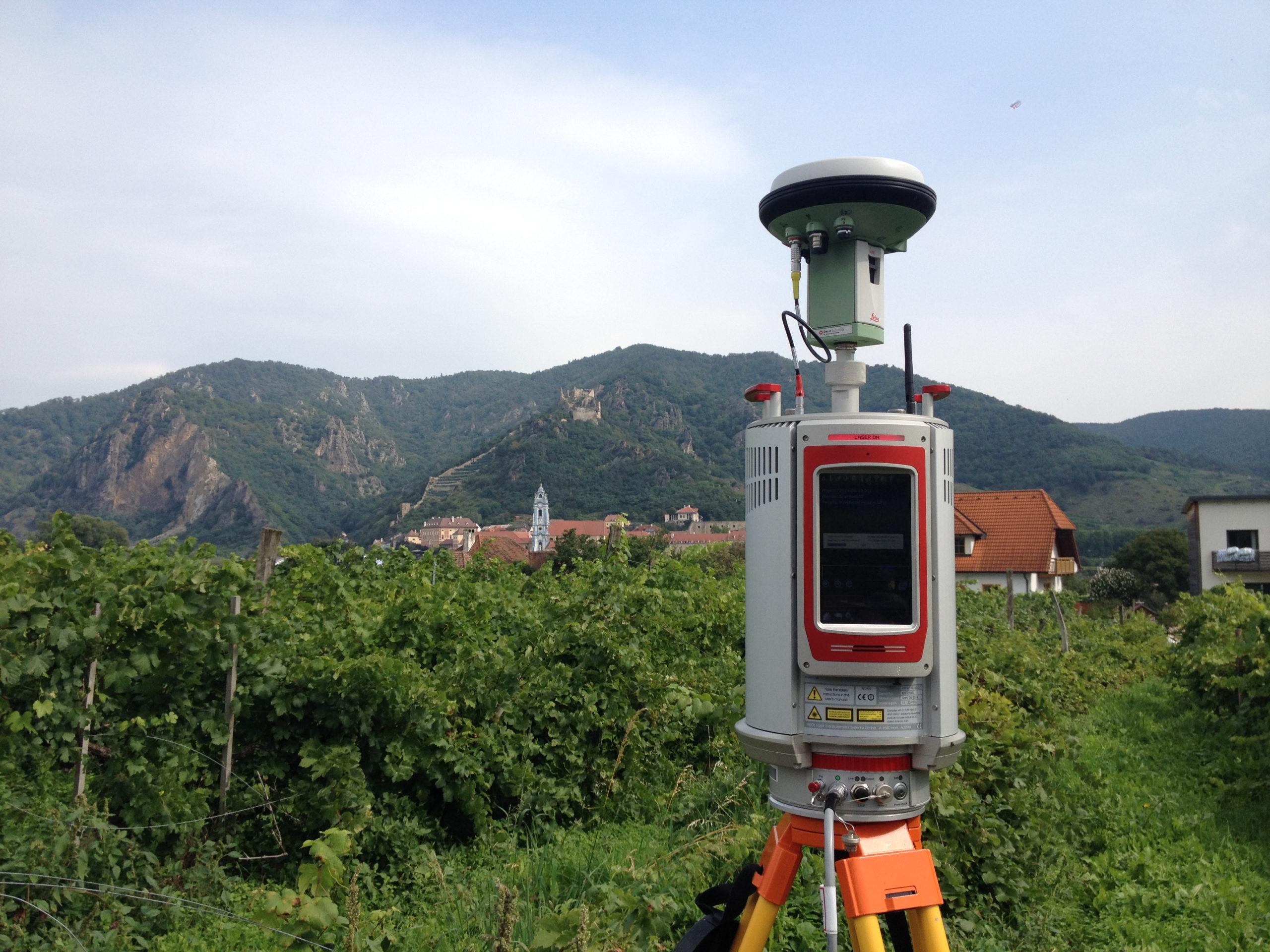 Terrestrial Laserscanner 1 Scaled