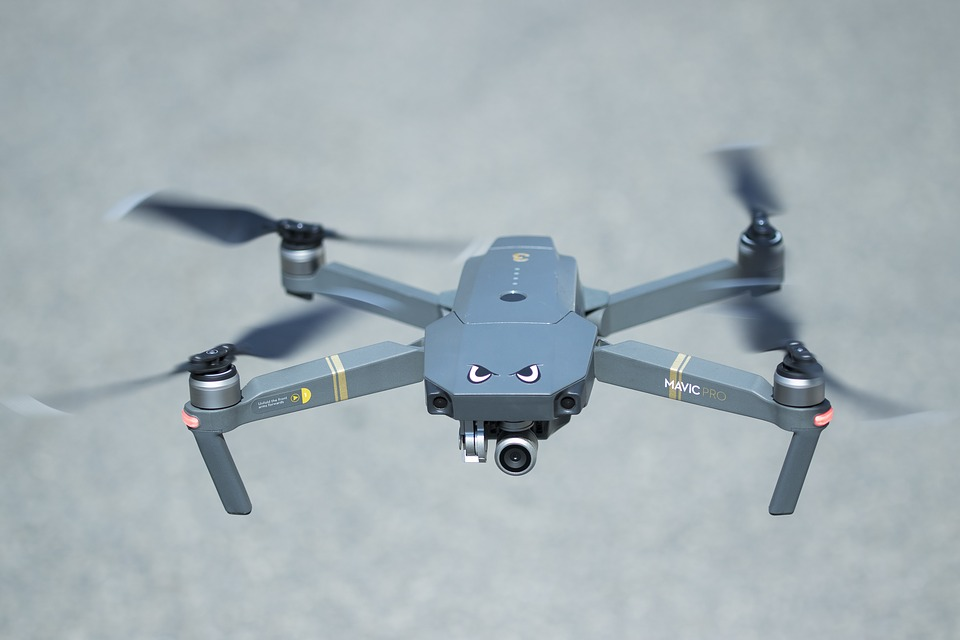 The Drones 4099838 960 720