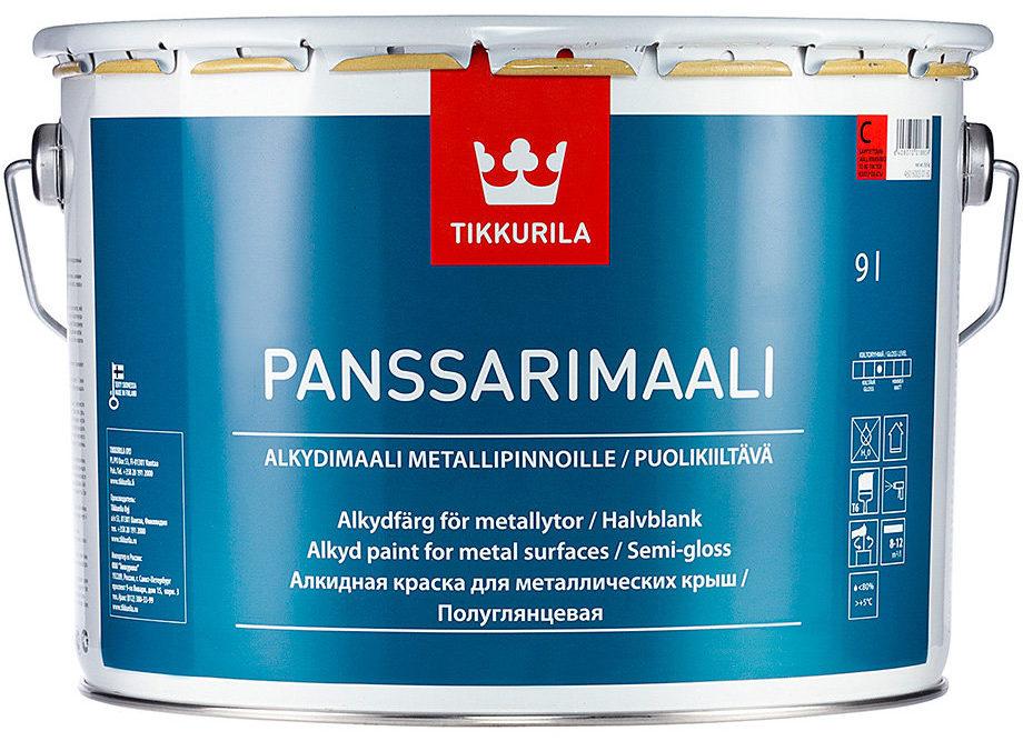 Tikkurila Panssarimaali E1592395753920