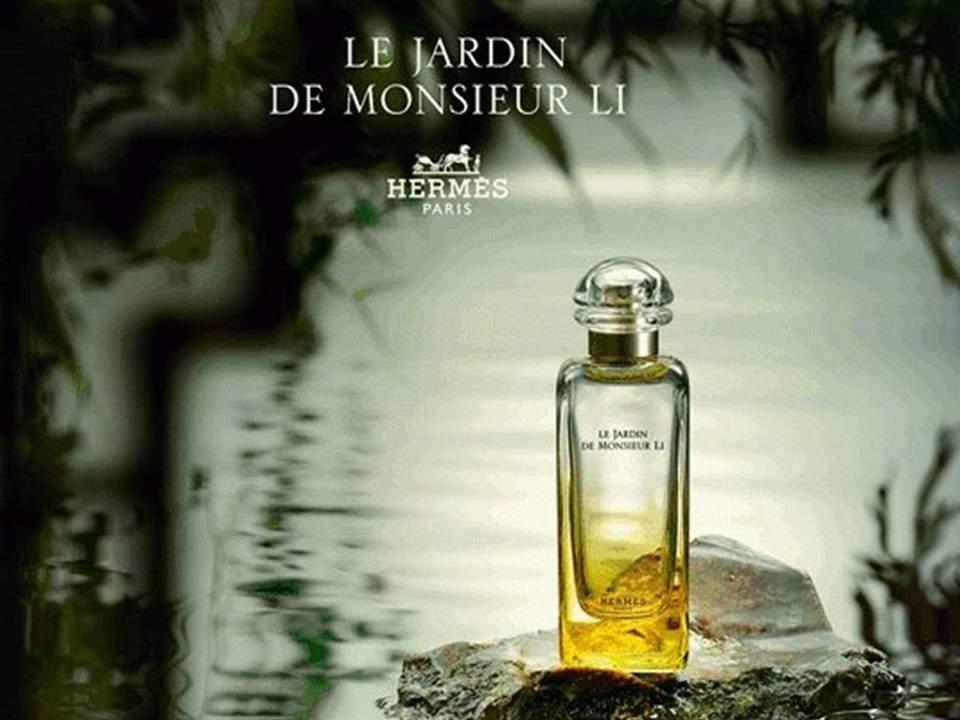 Туалетная вода Hermes Le Jardin de Monsieur Li, 100 мл