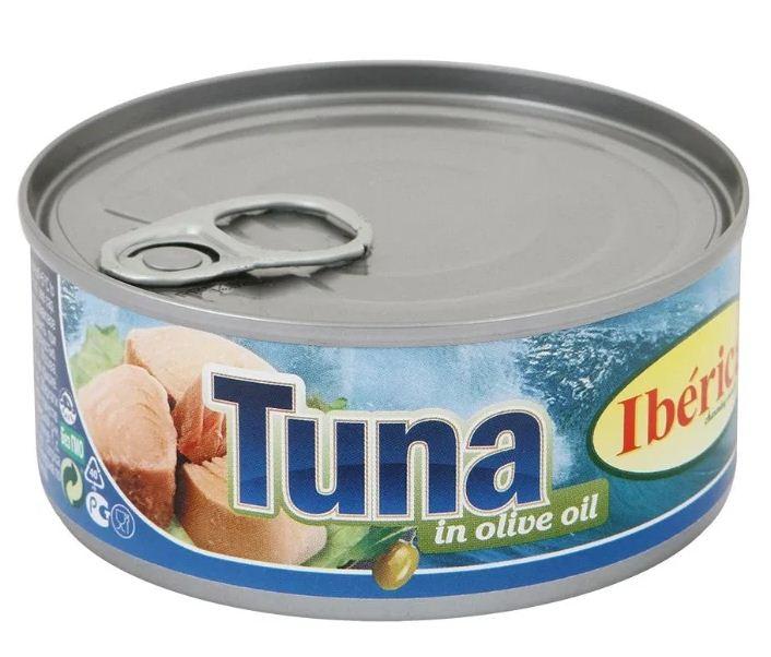 Tunecz V Olivkovom Masle Iberica