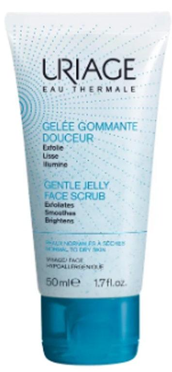 Uriage «gentle Jelly Face Scrub» E1592482634598