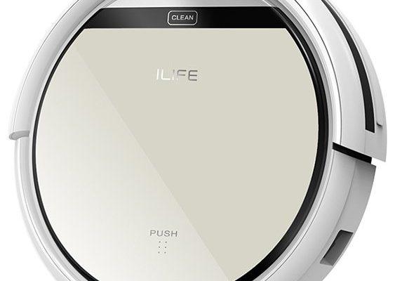 v50 563x400 - Обзор топ 10 лучших роботов-пылесосов iLife: главные характеристики, особенности выбора