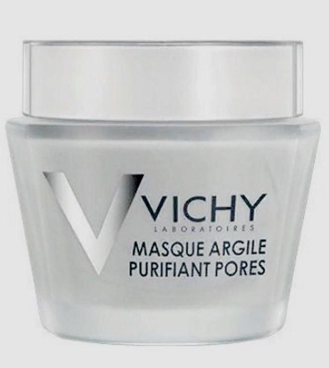Vichy Ochishhayushhaya Pory Maska S Glinoj