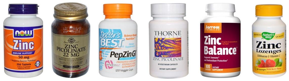 Vitaminy S Soderzhaniem Cinka 1