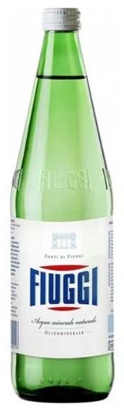 Voda Mineralnaya Fiuggi Negazirovannaya Steklo