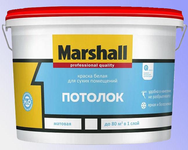 Vodnodispersionnaya Marshall Belaya Matovaya E1584229839566