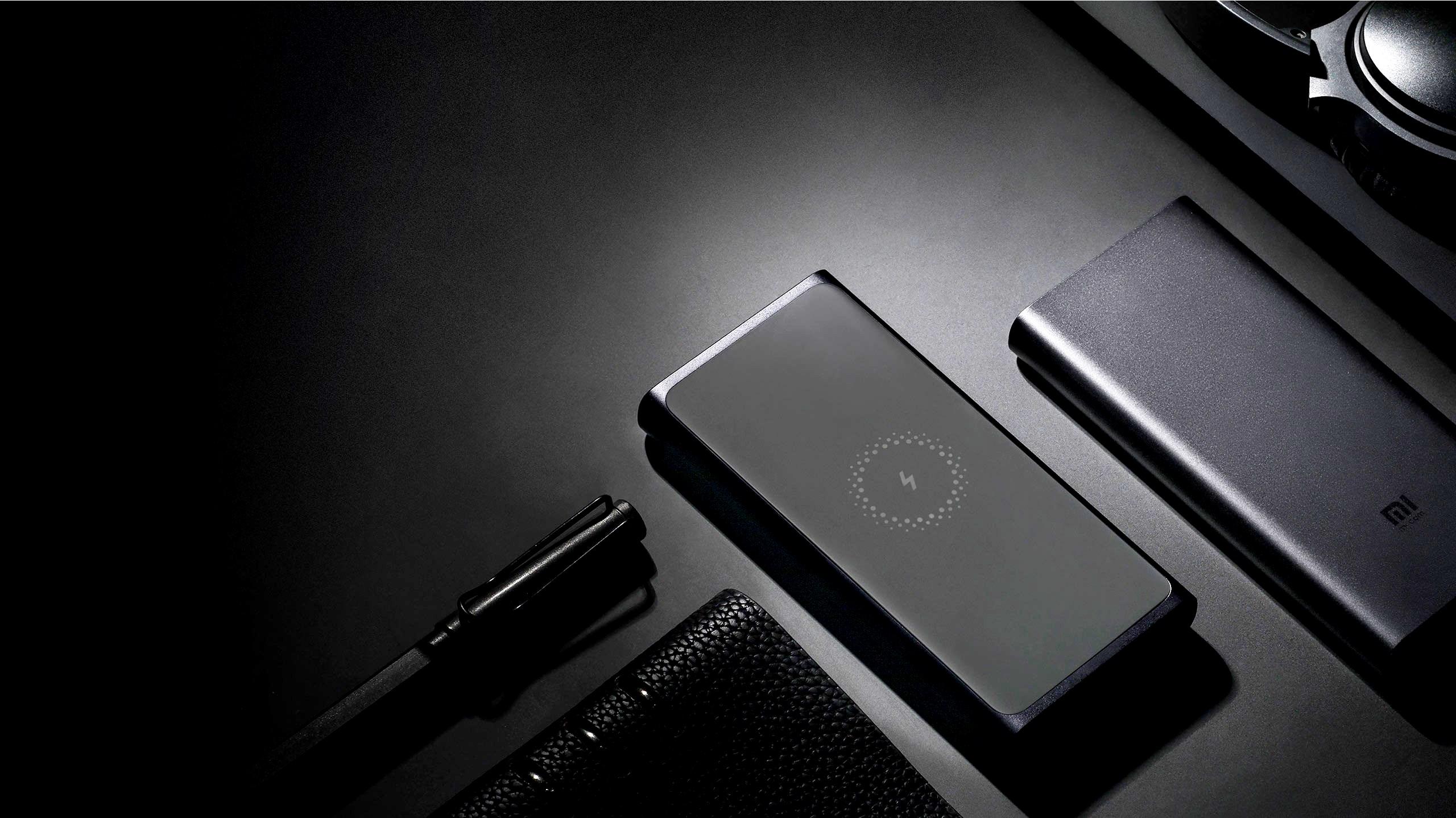 Xiaomi Mi Wireless Power Bank 10000 Mah Plm11zm