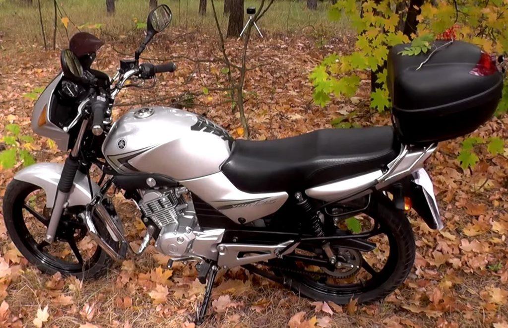 Yamaha Ybr 125 1024x661