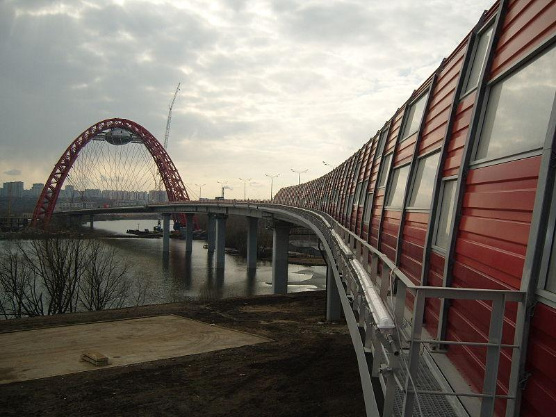 Zhivopisniy Bridge