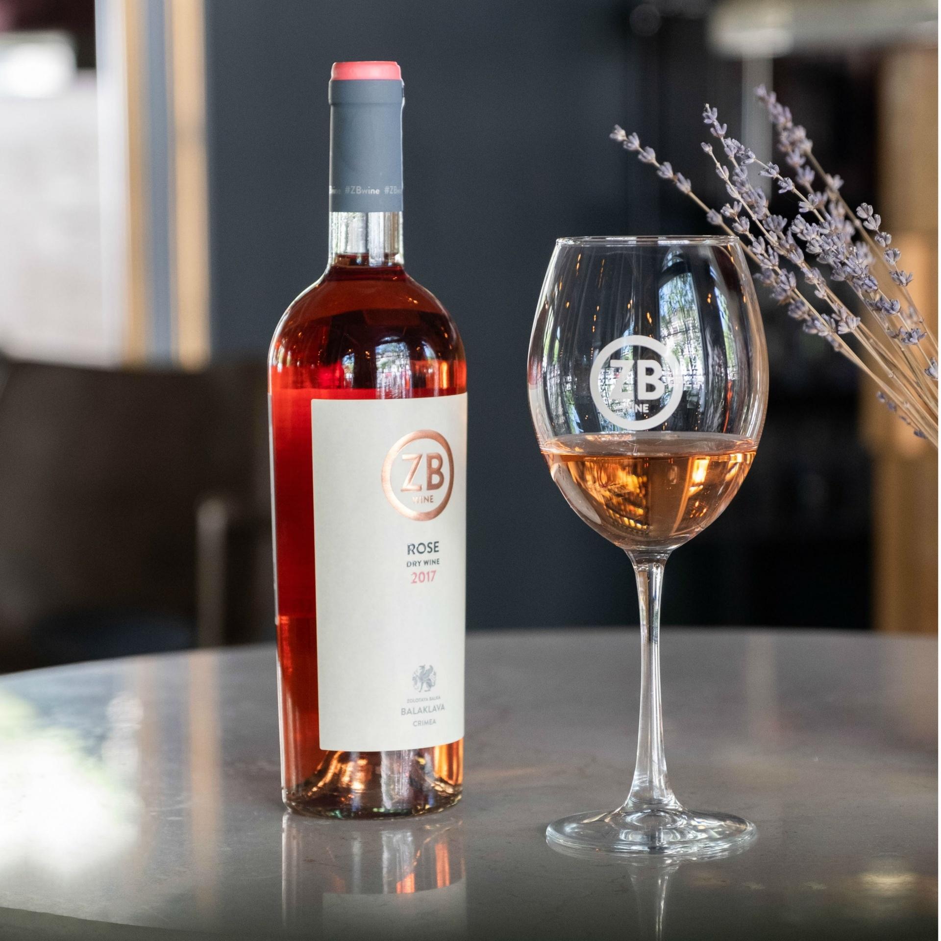 Zolotaya Balka «zb Wine» Rose Dry